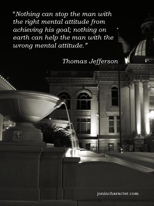 Monday Morning Message...Thomas-Jefferson